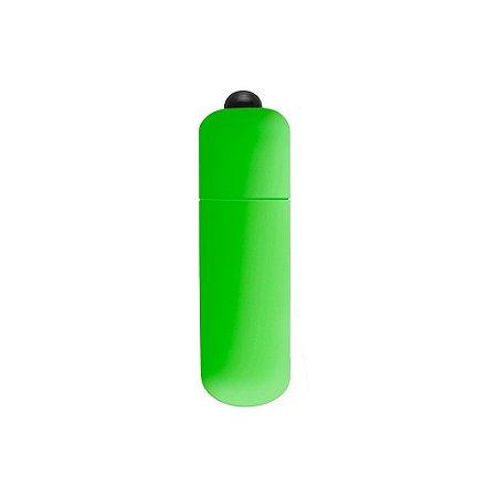 Cápsula Vibratória Neon Luv Touch Bullet