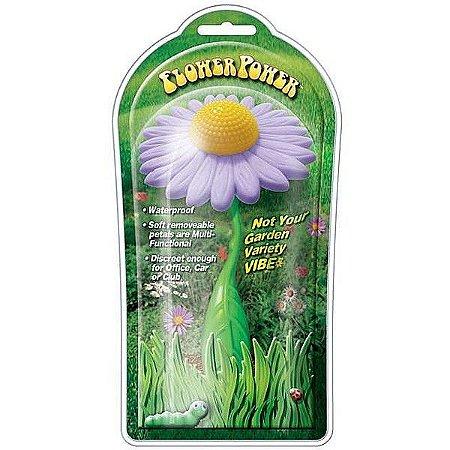 FLOWER POWER - Vibrador em formato de flor