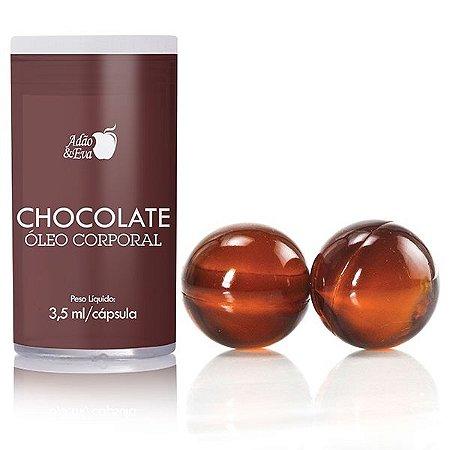 Cápsula Chocolate com 2 Unidades