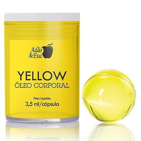 Cápsula Amarela com 1 Unidade