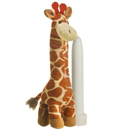 Girafa sensual com vibrador personal Hot Flowers