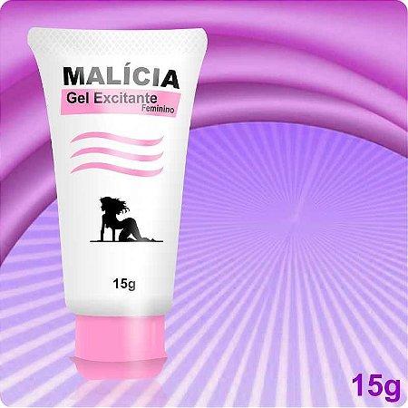 EXCITANTE FEMININO SENSUAL IMPORT MALICIA 15G