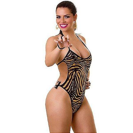 Fantasia Body Tigresa - PlayGirl