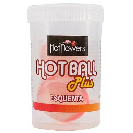 Hot ball plus bolinha esquenta Hot Flowers