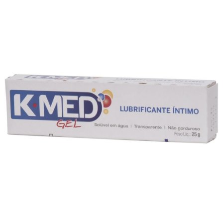K-med gel lubrificante íntimo 25g Cimed