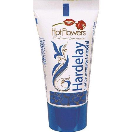 Hardelay retardador bisnaga azul 25g Hot Flowers
