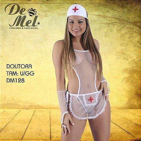 FANTASIA FEMININA DE MEL DOUTORA