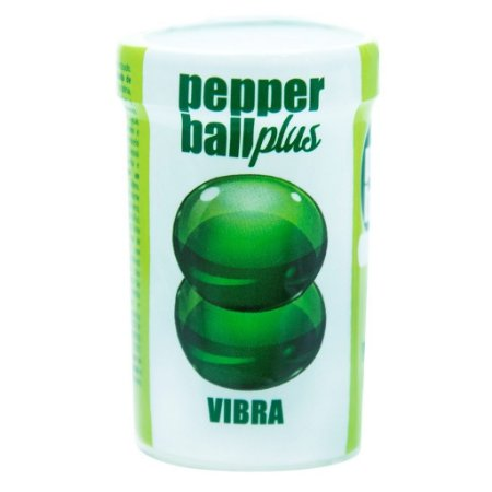 Pepper ball plus vibra dupla 3g Pepper Blend