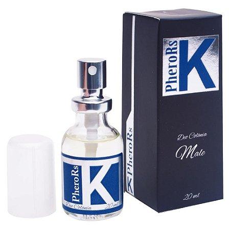 K pherors perfume masculino 20ml K Gel