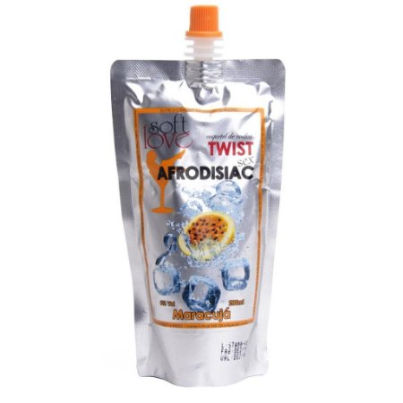 Twist sex maracujá coquetel afrodisiáco 200ml Soft Love