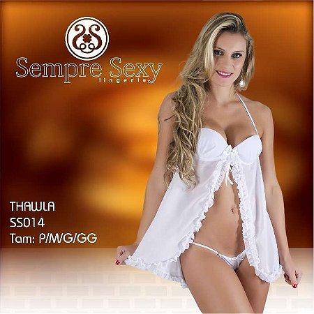 CAMISOLA SEMPRE SEXY THAWLA