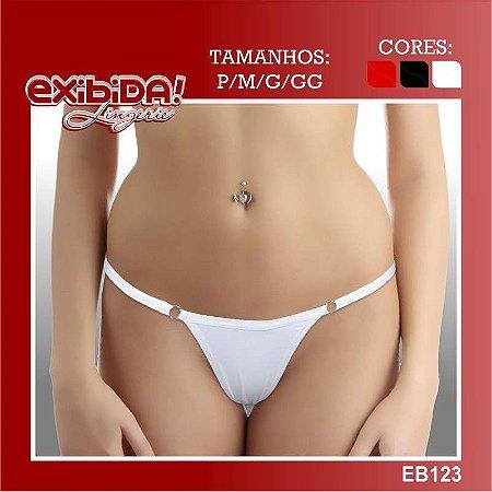Tanga exibida lingerie EB123
