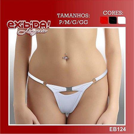 Tanga exibida lingerie EB124