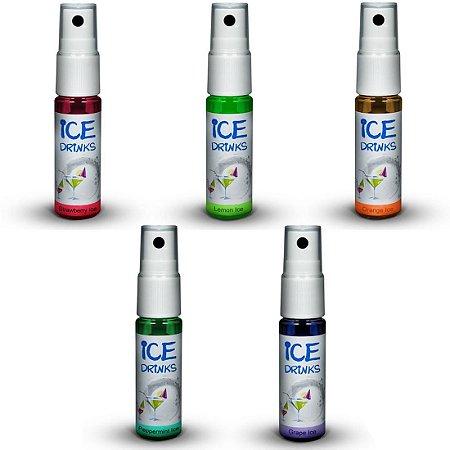 Ice drinks spray ultra refrescante 15ml Sexy Fantasy