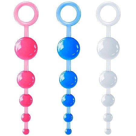 Plug bol 05 esferas Sexy Fantasy
