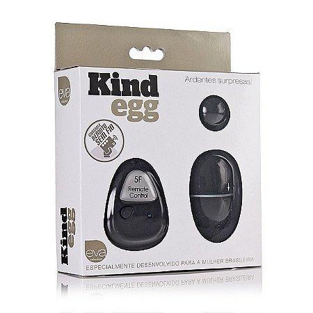 Vibrador Kind Egg - Ardentes Surpresas - Eva Collection