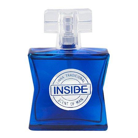 Perfume Masculino Blue 50ml Inside