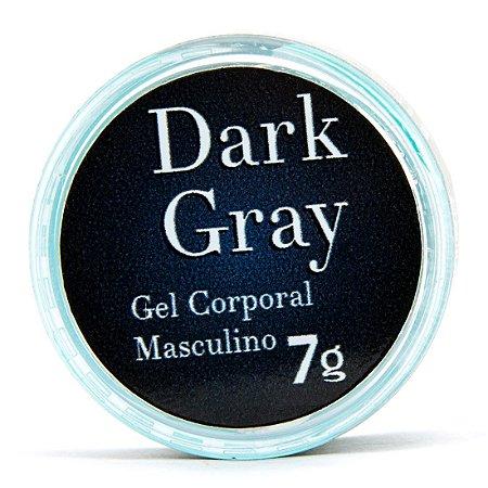 Dark Gray Gel Excitante Masculino 7g Garji