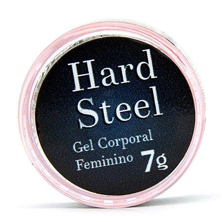Hard Steel Gel Excitante Feminino 7g Garji