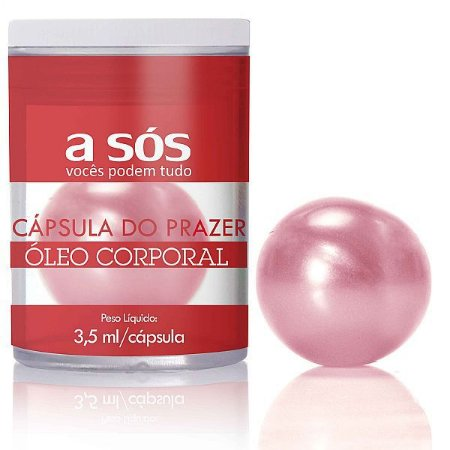 CÁPSULA ROSA GABRIELA SABATINI - 01 UNIDADE