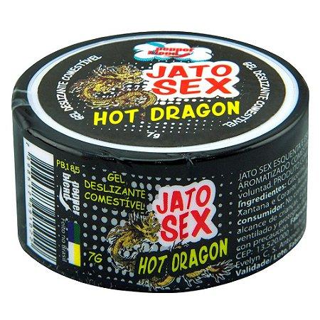 JATO SEX HOT DRAGON GEL 7G PEPPER BLEND