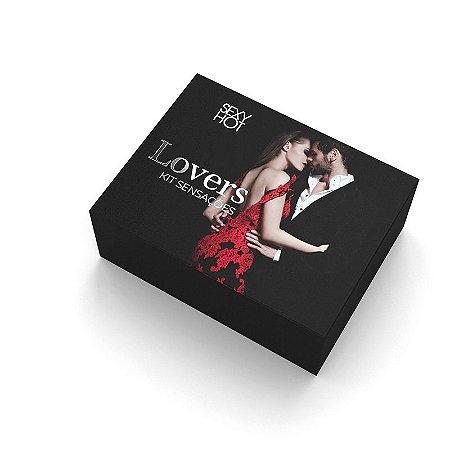 Lovers - Kit Sensações