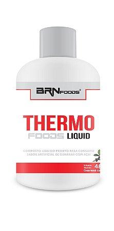 Termogênico Thermo Foods Liquido (480ml) Açaí - BRN Foods