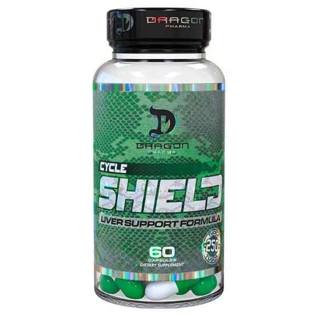 Cycle Shield 60 Cápsulas - Dragon Pharma