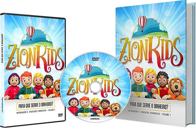 ZION KIDS - EDUCAÇÃO FINANCEIRA