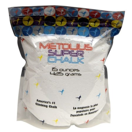 Super Chalk - Magnésio - Metolius (425 gramas)