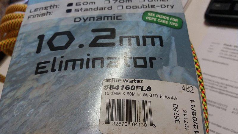 Corda ELIMINATOR 10,2MM X 60MT - STANDARD