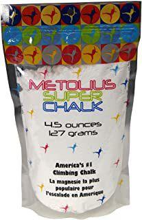 Super Chalk - Magnésio - Metolius (127GR)