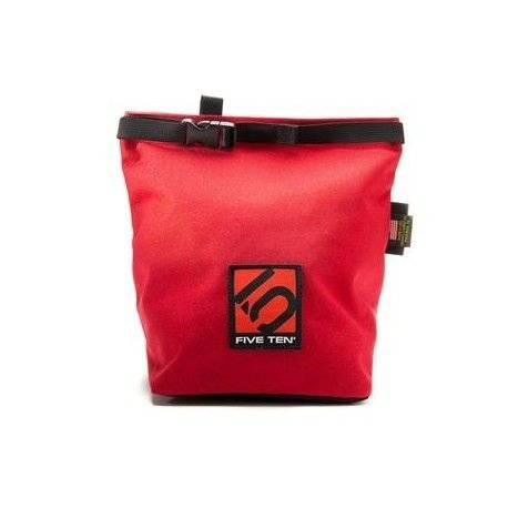 Saco Magnésio boulder - bucket 5.10 - vermelho
