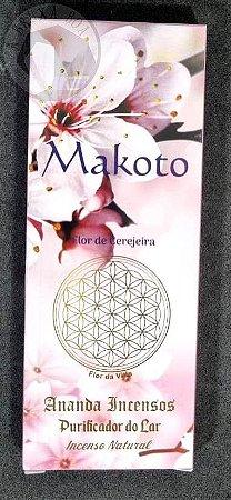 Incenso Purificador do Lar - Flor de Cerejeira - Makoto*