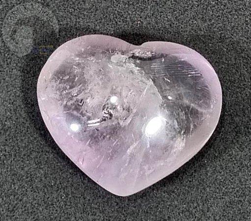 Coração - Ametista