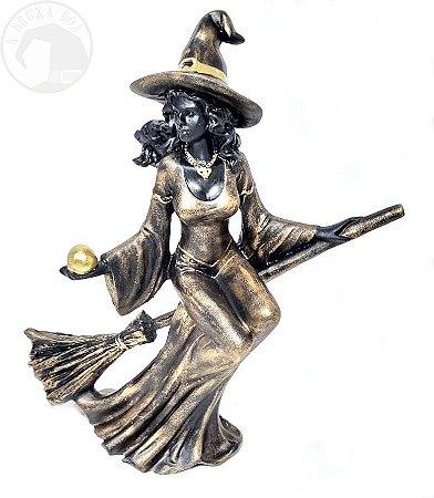 Bruxa na Vassoura