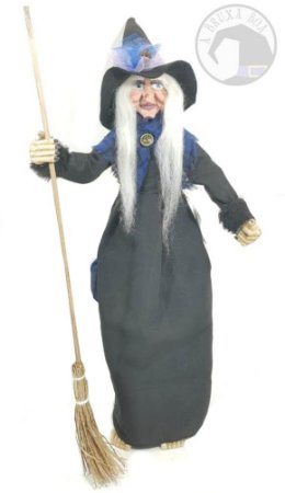 Bruxa Abigail dos Desejos