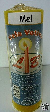 Vela Votiva - 7 dias - Mel