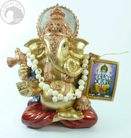 Ganesha com Japamala