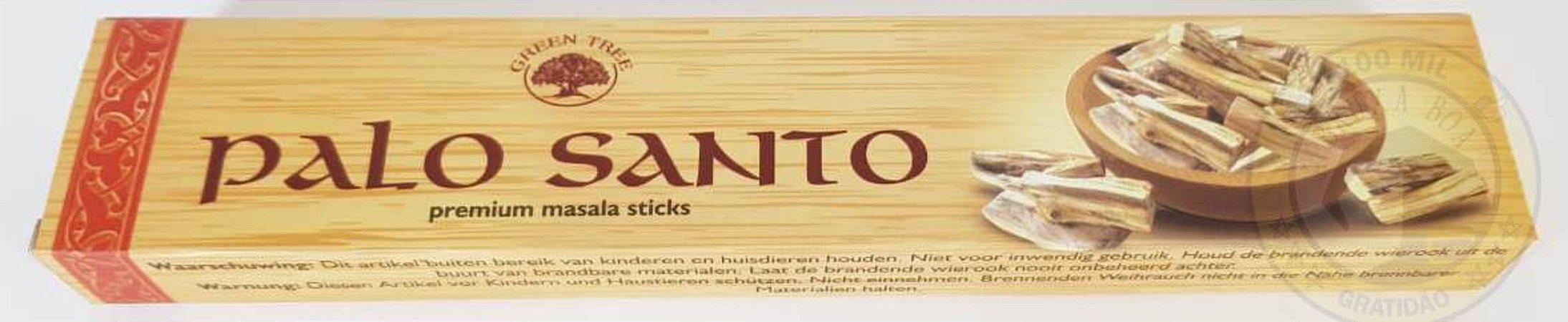 Incenso Palo Santo - Primium Massala Sticks