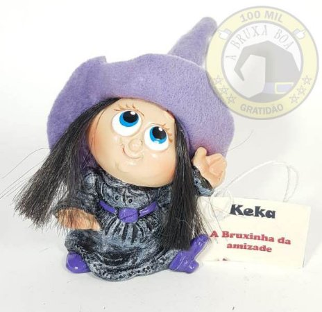Bruxinha Keka