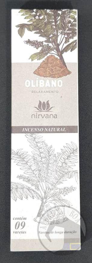 Incenso Natural - Olíbano