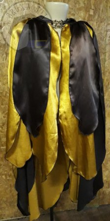 Capa Pétala de Fada com Capuz
