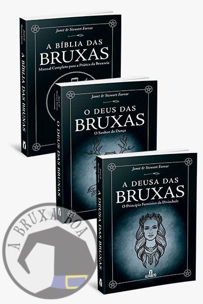 Trilogia - A Bíblia das Bruxas/ O Deus das Bruxas / A Deusa das Bruxas