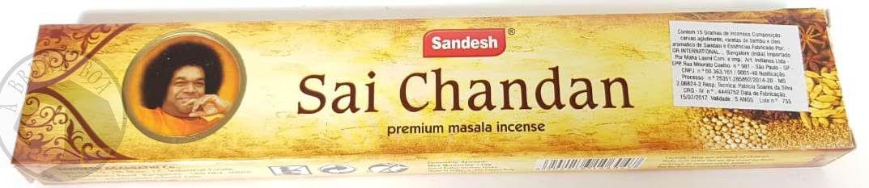 Incenso Sai Chandan - Primiun Masala Incense