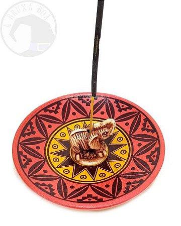 Incensário Peruano - Miniatura de Elefante