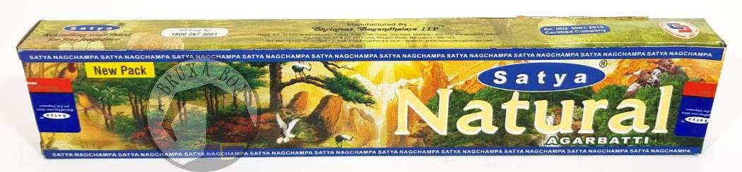 Incenso Satya - Natural