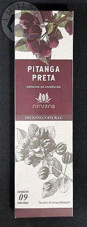 Incenso Natural - Pitanga Preta (Renova as Energias)