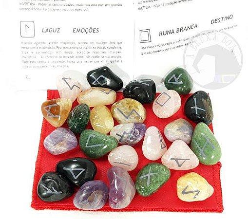 Runas - Pedras Roladas Sortidas