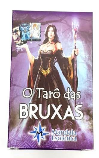 O Tarô das Bruxas